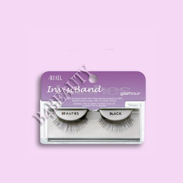 7b441c7a8d8 Eyelash Extension | Ardell Invisibands Beauties Black | B4BEAUTY