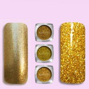Krom Guld Pulver