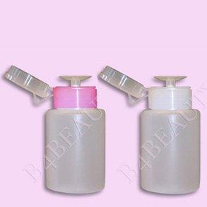 Plastic Bottle · Pumpe