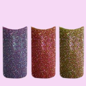 Tippar Metall Glitter