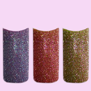 Tipper Metal Glitter