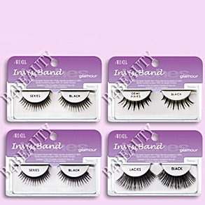 Ardell Invisible · Strip Lashes