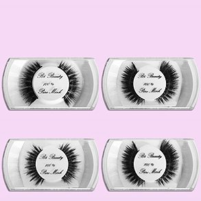 Mink Eyelash · Strip Pure