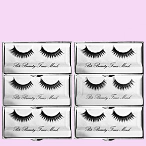 Mink Lashes · Strip Faux