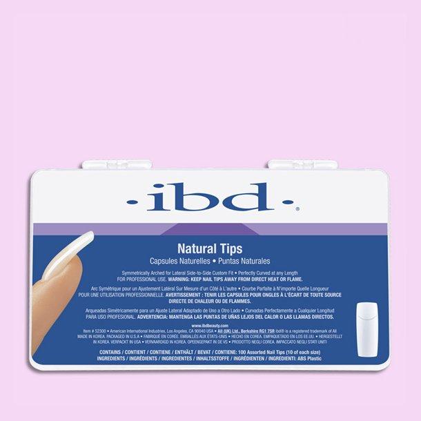 Natural Tipper 100 stk. · IBD · Negle Tipper