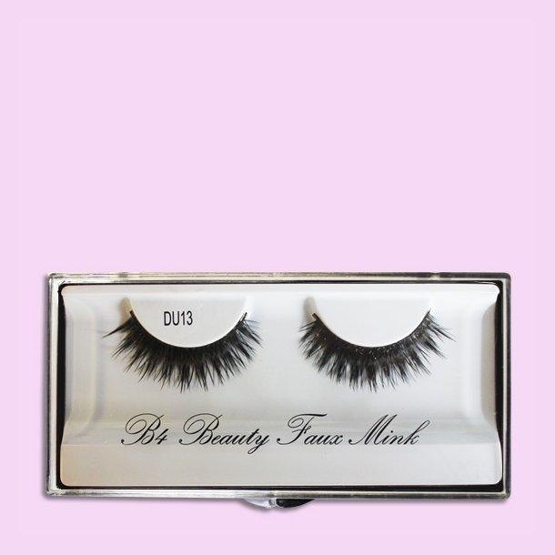 Faux Mink Lashes Naturally Beautyful Love Lash 13 Best Eyelashes