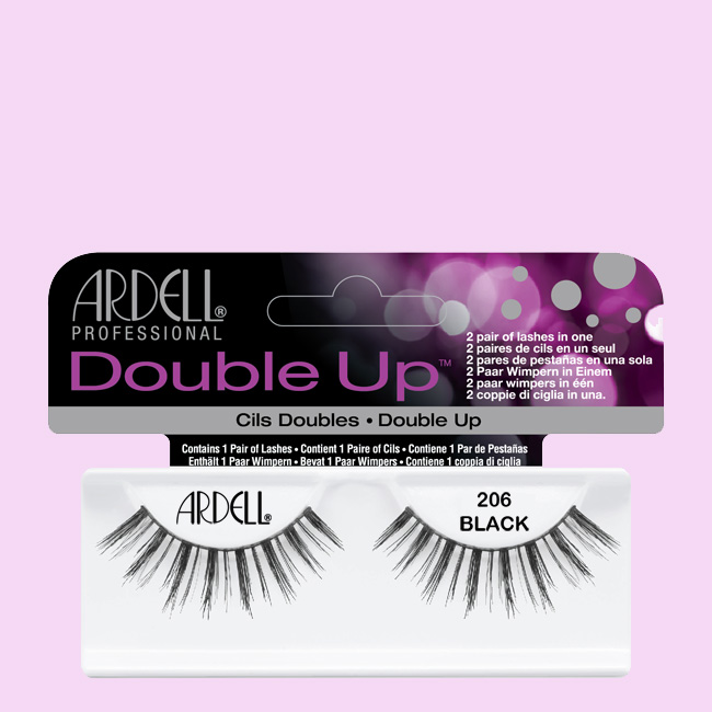 258a394a3ae Double Up 206 Black · Ardell · Eyelash Extension