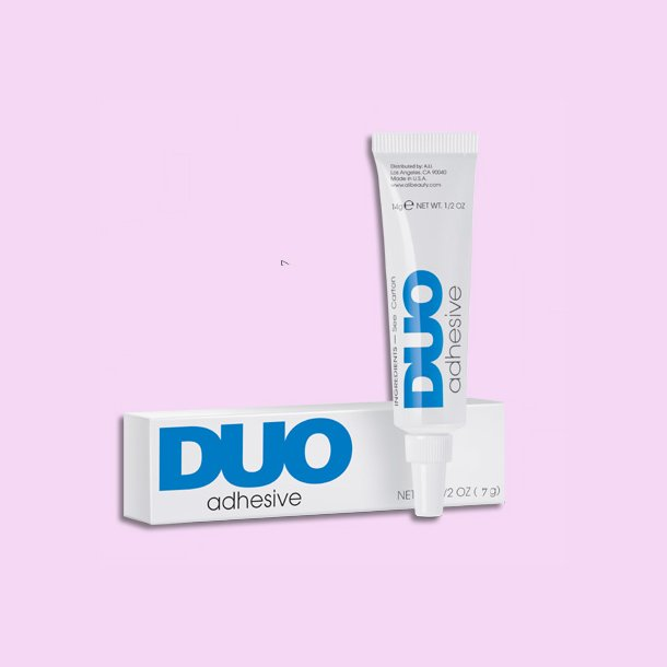 DUO Clear Adhesive 7 ml. · Strips Vippe Lim