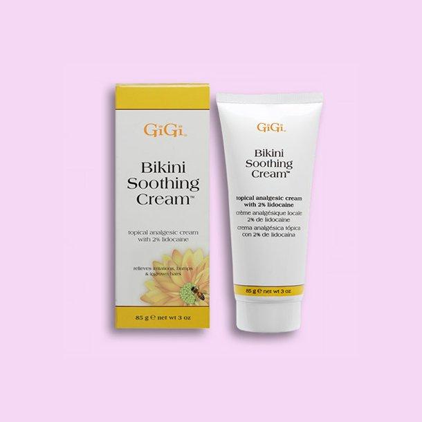 Bikini Soothing Cream 85 ml. · Voks Tilbehør · GiGi