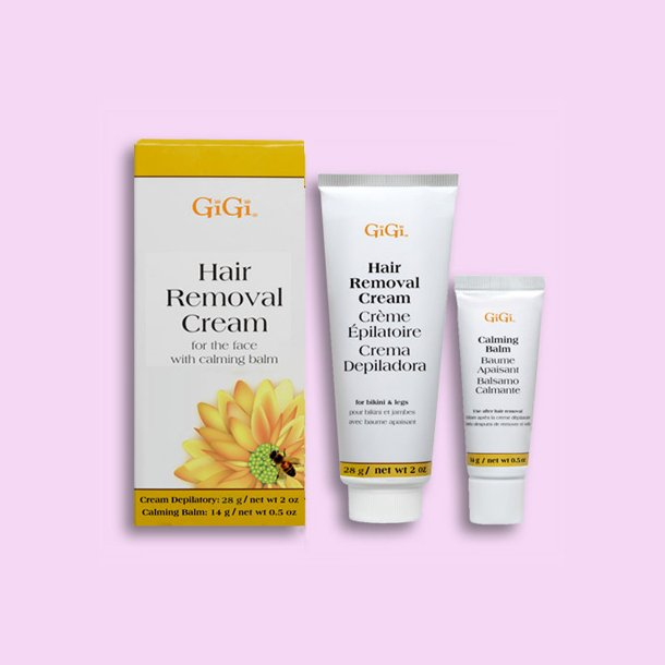 Hair Removal Cream For The Face Gigi B4beauty Eu
