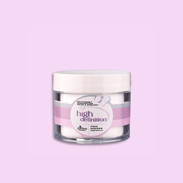HD Pink Akryl Pulver 113 G. · EzFlow