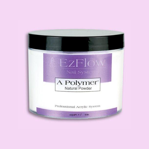 A · Natural Akryl Pulver 113 G. · EzFlow