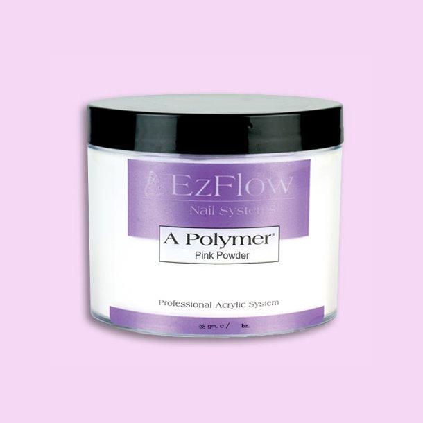 A · Pink Akryl Pulver 21 G. · EzFlow