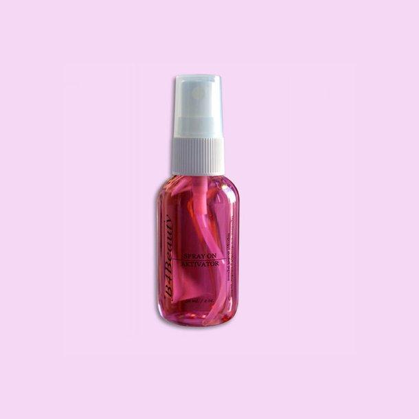 Spray On Aktivator 56 ml. · Hindbær Duft · B4B