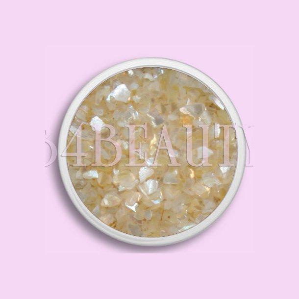 Beige 3,5 ml. ·  Crushed Sea Shell · Nail Art