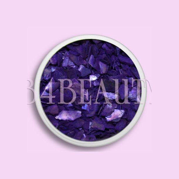 Violet 3,5 ml. · Crushed Sea Shell · Nail Art