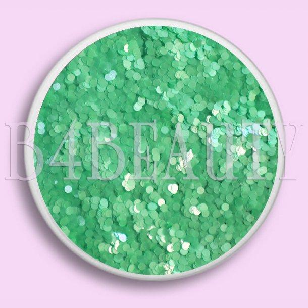 Grøn 3,5 ml. · Round Dazzling · Nail Art