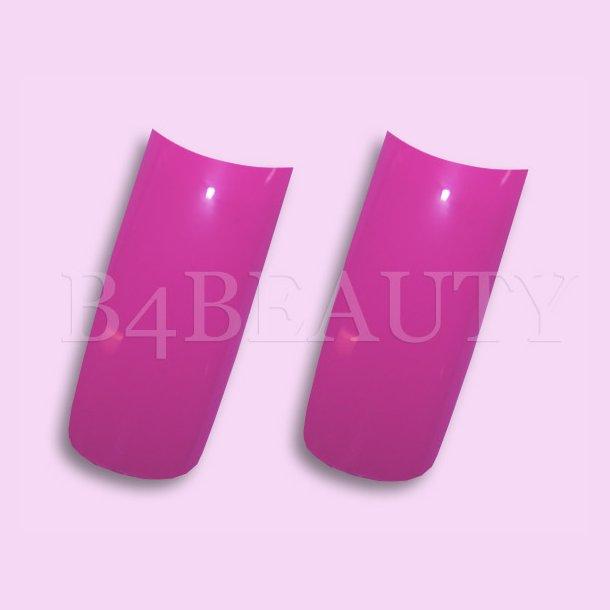 Hot Pink 70 stk. · Farvede Tipper