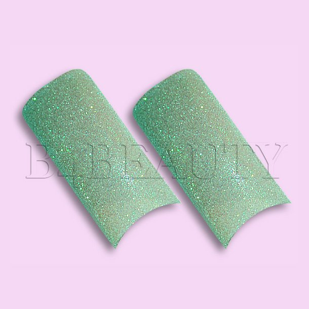 Sugar Lime 70 stk. · Glitter Tipper