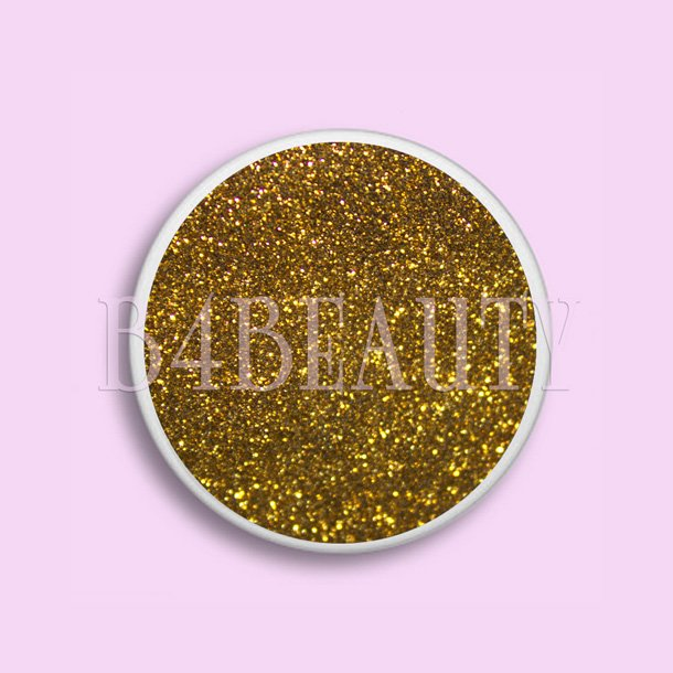 Gold 3,5 ml. · Metal Glitter · Nail Art