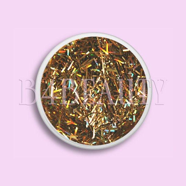 Guld 3,5 ml. · Metal Flitter · Nail Art