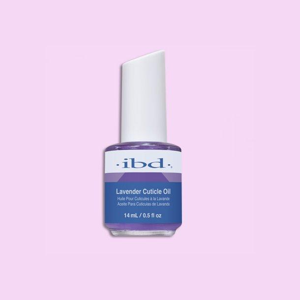 IBD Lavendel Olie 14 ml. · Negle Olie ( Parabene Fri )