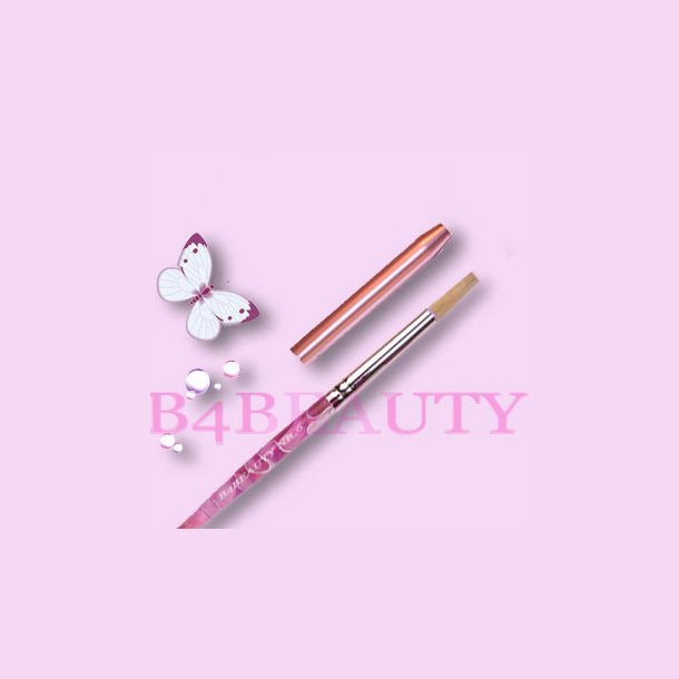 Gele Pensel · Nr. 8 Pink · B4B